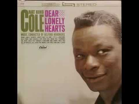 Nat 'King' Cole - Lonesome And Sorry