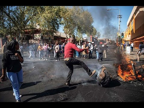 Kenyans hit in South Africa xenophobic attacks
