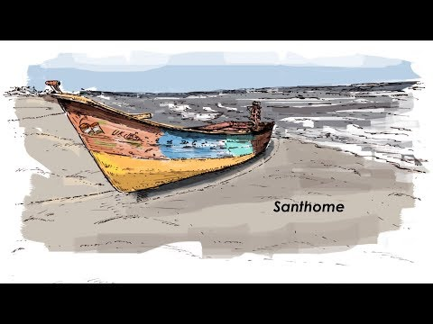 The Anglo-Indians Of Madras --- Episode-1: Santhome