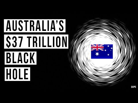 🇦🇺Australia's $37 Trillion Derivatives BLACK HOLE! Could Collapse the Entire Financial System!
