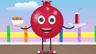 #3am_gadour_tymo_tv_kids_song #عم_قدور أغنية الرمانة 🍅 غناء مرام غزواني