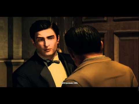 Czech Let´s Play - Mafia II - Kapitola 7 - Vzpomínka Na Francesca Potenzu  1/2