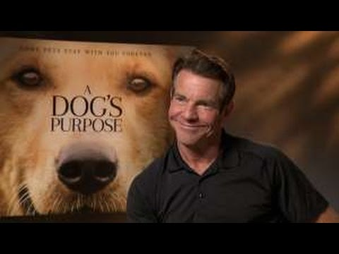 Dennis Quaid talks Dogs, Robert Sheehan and Inner Space!