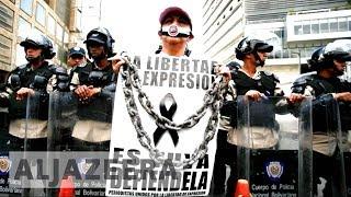 Venezuelan opposition strike ends in protests