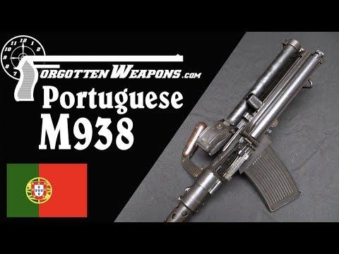 Portugal&39;s MG-13: the M938 Light Machine Gun