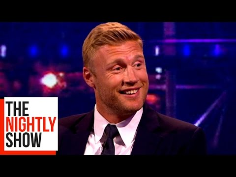 What happened when Freddie Flintoff tweeted his mobile number?