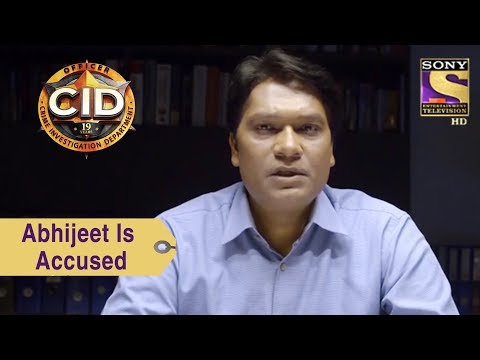Your Favorite Character | Abhijeet Is Accused Of Crime | CID thumbnail