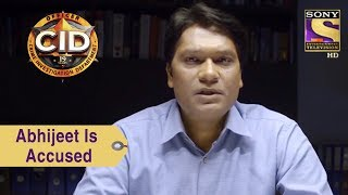 Your Favorite Character   Abhijeet Is Accused Of Crime   CID