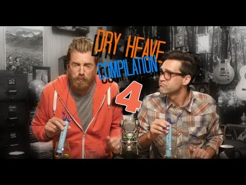 Rhett & Link Dry Heave Compilation #4