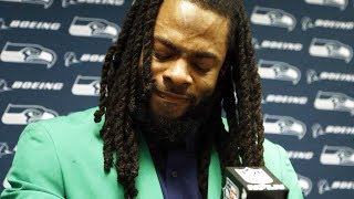 Richard Sherman Says GOODBYE to Seahawks Teammates; Was He TRADED??