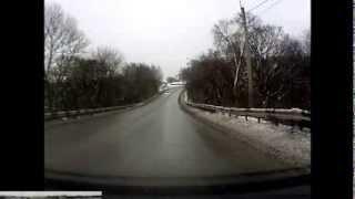 Уроки вождения - дорога 4. Автошкола