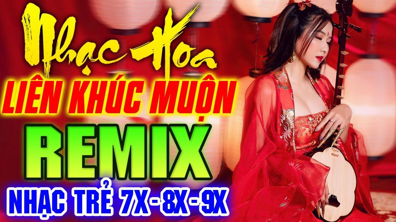 MUỘN REMIX - Lk Nhạc Hoa Lời Việt DJ GÁI XINH CĂNG ĐÉT - Nhạc Trẻ Remix NỔI TIẾNG MỘT THỜI 7X 8X 9X