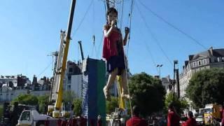 Danse de la Petite Géante - Royal de Luxe @ Nantes - 29 mai 2011