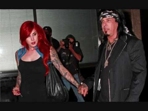 Nikki Sixx and Kat Von D Back Together Again  YouTube
