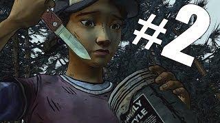 Прохождение The Walking Dead Season Two - Серия 2