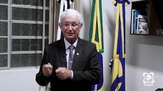 Carreira fala sobre trabalho na Câmara com medidas de prevenção à covid-19