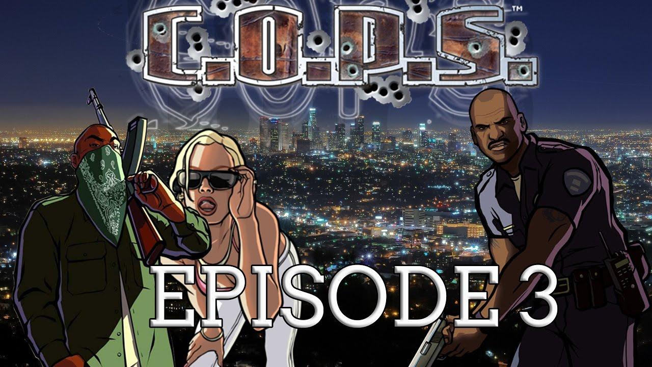 Download C.O.P.S Episode 3 - ARRESTATION