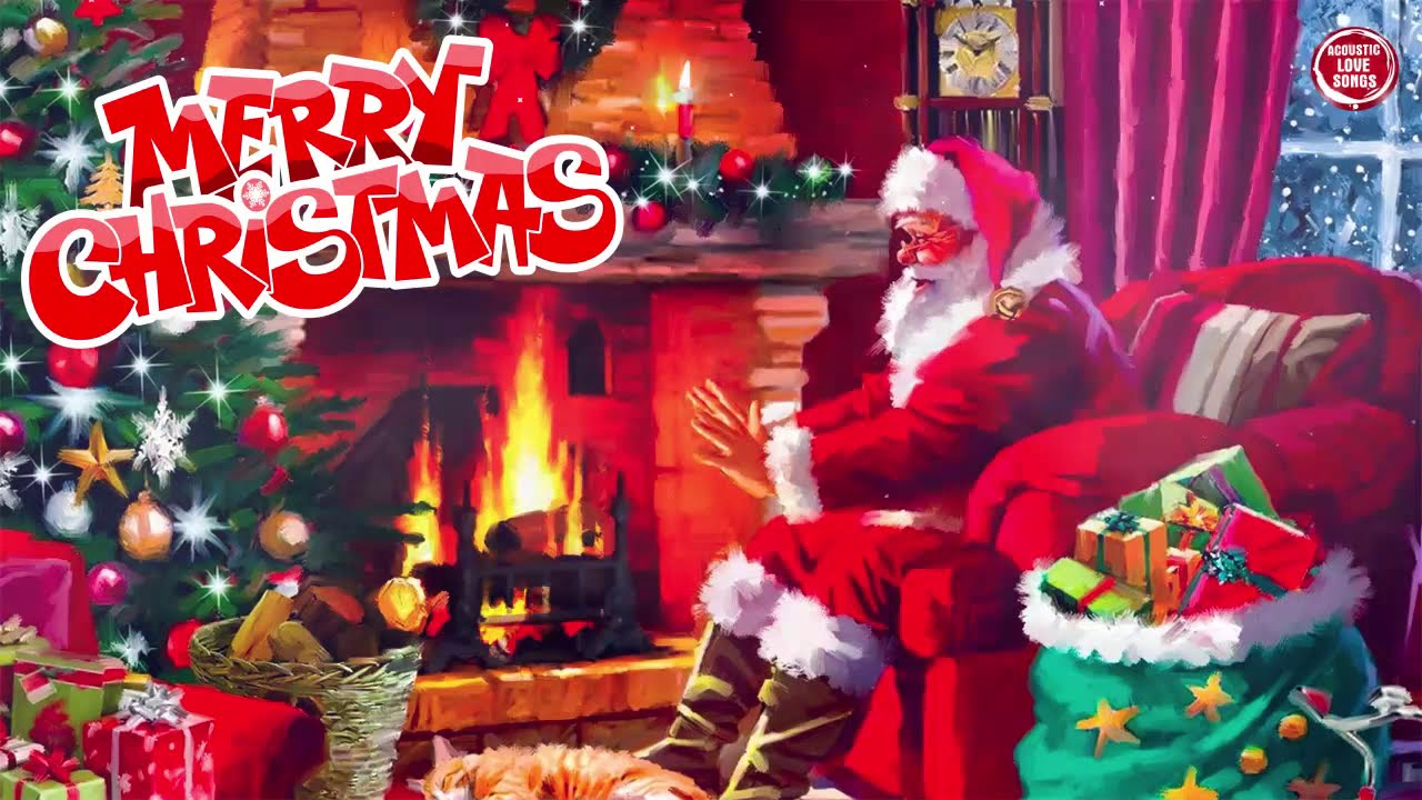 Top 100 Most Popular Merry Christmas Songs 2021 Of All Time - Old Christmas Songs 2021 Playlist