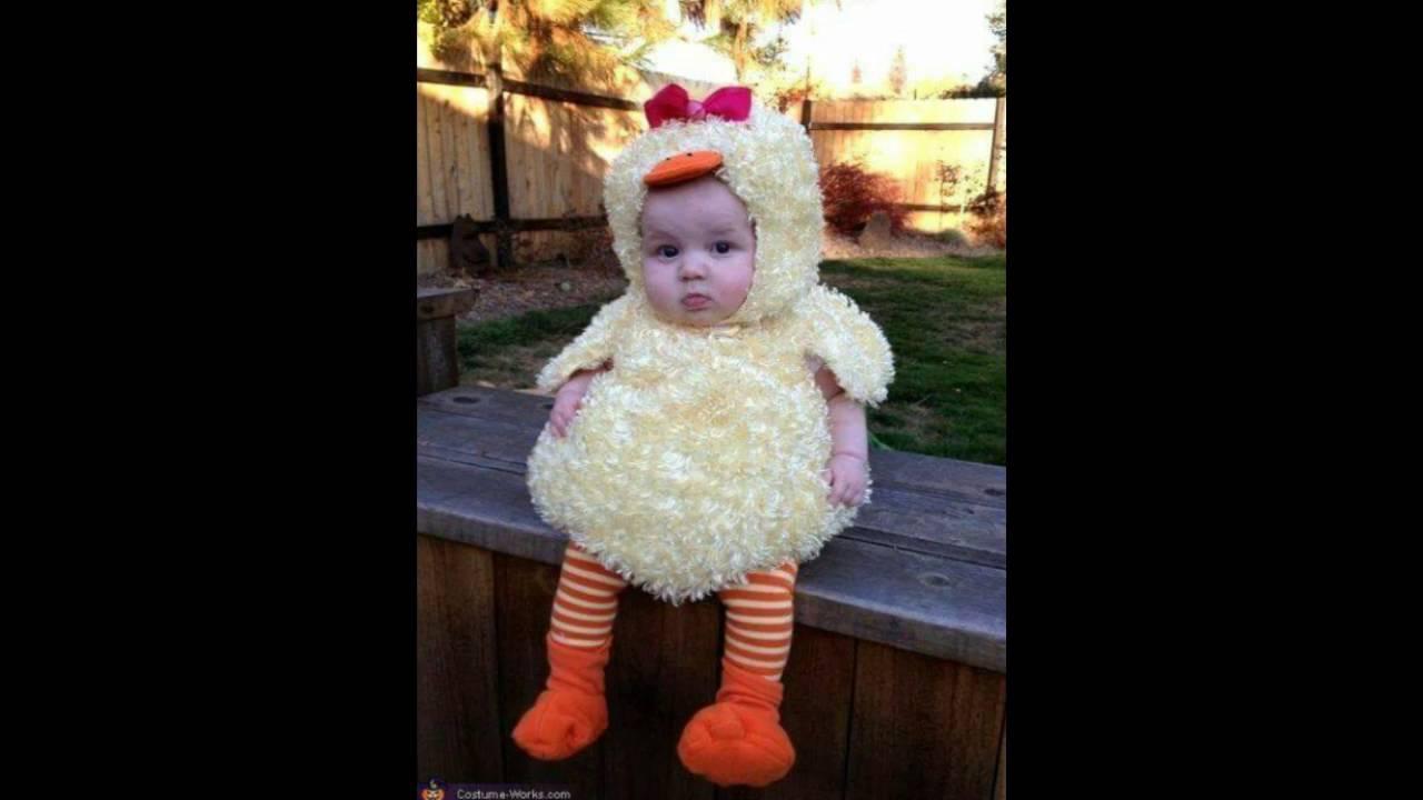 Disfraces para ni os en halloween youtube - Disfraces de halloween bebes ...