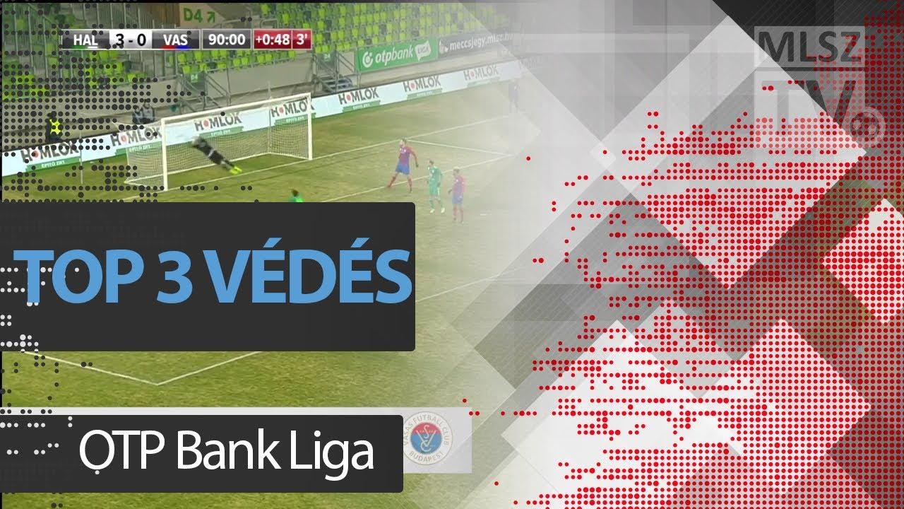 TOP 3 VÉDÉS – 21. forduló | OTP Bank Liga | 2017/2018