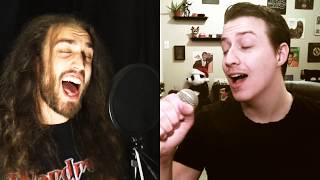 Twisted Mind (Full Avantasia Cover ft. Yannis Papadopoulos & David Olivares)