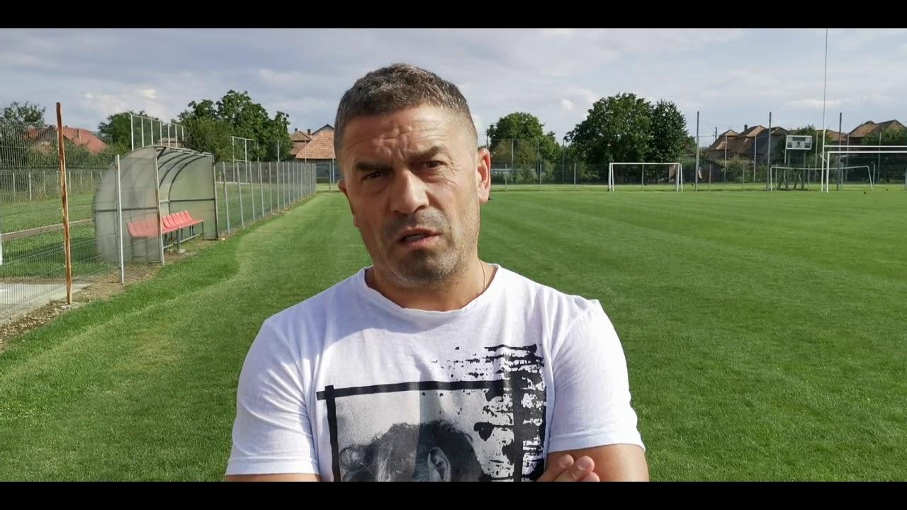 Artur Podar la reunirea lotului Arieșul Mihai Viteazu (16.07.2019)