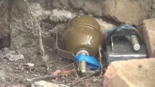Изъятое во время спецоперации в Дагестане оружие