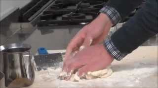 learn how to make fresh pici pasta with fried breadcrumbs at carmela s www walkabouttuscany com