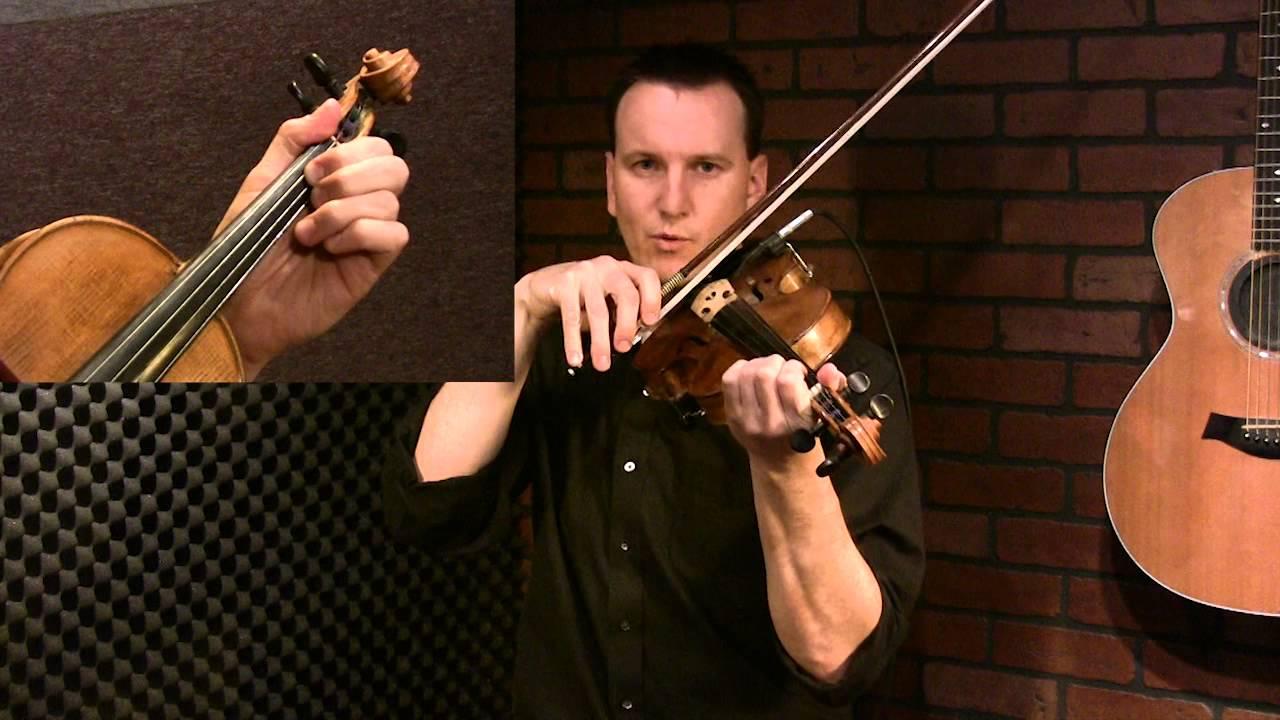 Swallowtail Jig: Fiddle Lesson