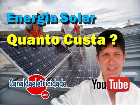 ENERGIA SOLAR COM BATERIAS (OFF-GRID)