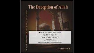 Terima Kasih Untuk Penerjemah Buku Christian Prince 'The Deception of Allah'