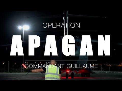 Opération APAGAN - Chef du détachement A400M (épisode 4)