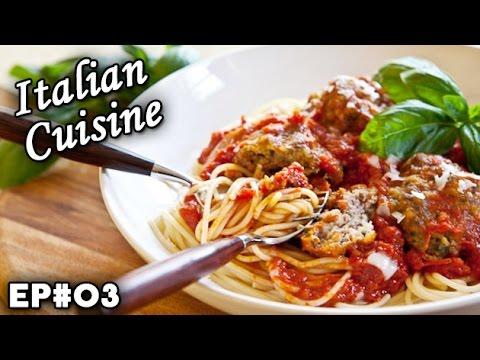Italian Cuisine  Cultural Flavors  Ep 03  Youtube