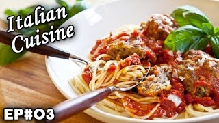 Italian Cuisine | Cultural Flavors | EP 03