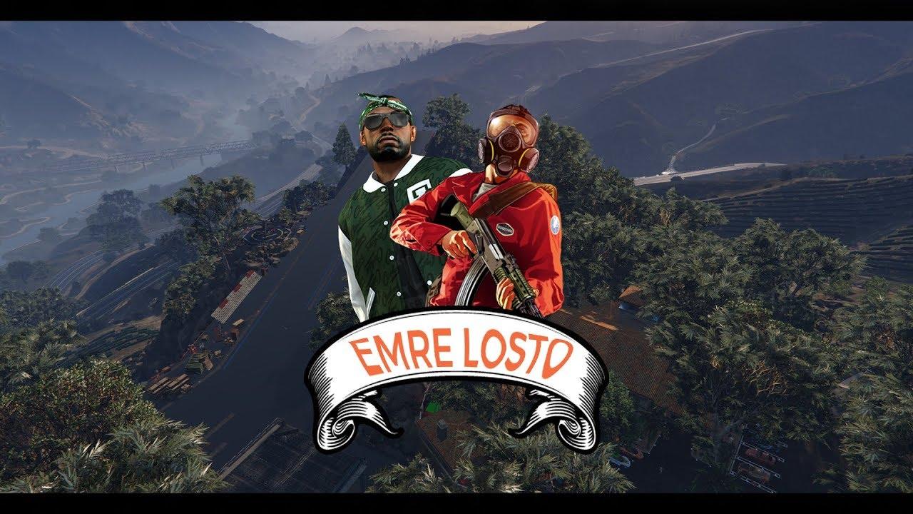 La mort de Emre Losto   The Vangeance EP1