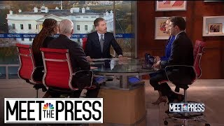 Full Panel: 2020 Democratic Field Continues To Grow | Meet The Press | NBC News