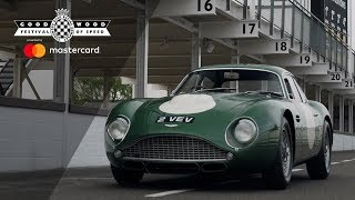 Iconic Aston Martin Db4gt Zagato For Sale At Bonhams Fos Youtube