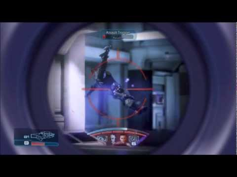Mass Effect 3: Warp Ammo damage versus Lifted Targets (Single Player)