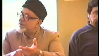 Mulla Asghar addresses Westernisation in Islam - English Lecture and QA Session