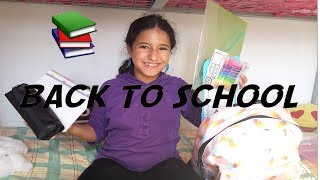 [BACK TO SCHOOL] Mes Fournitures Scolaire + Mini Haul Action