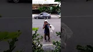 El loco de las Delicias en Maracaibo
