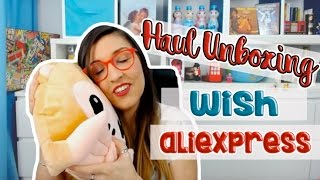 HAUL EXPRESS UNBOXING WISH Y ALIEXPRESS | Heidither