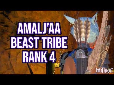 FFXIV 2.15 0224 Amalj'aa Rank 4 (Beast Tribe Quests)