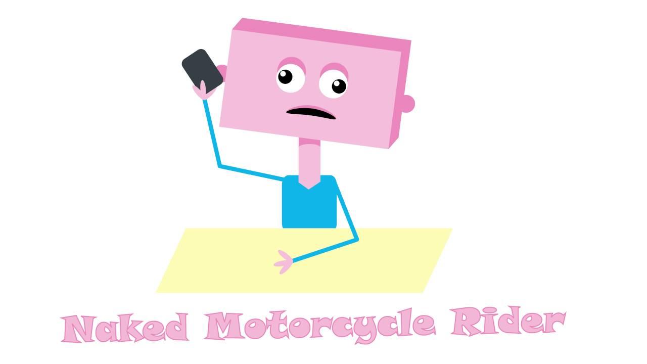 Superstar Riding Motor Bikes Nude Scenes