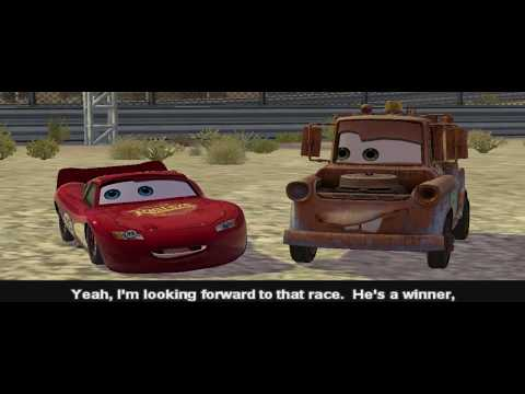 Cars: Mater-National: All Cut-Scenes/Game-Film (HD)