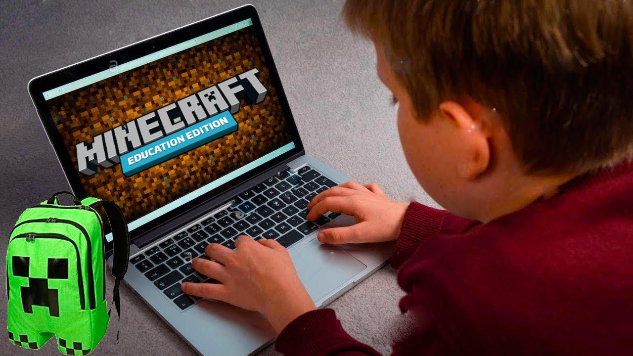 Школа монстров в майнкрафте видео :: WikiBit.me