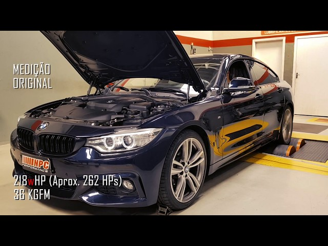 BMW 430i STAGE 2 | NPC PERFORMANCE