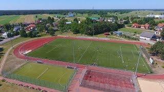 Stadion ¦witu Baranowo gotowy na sobotnie spotkanie