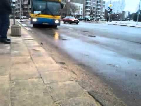 "Vilniaus VT | ""MAN NG272 (1)"" | Marš. 75"
