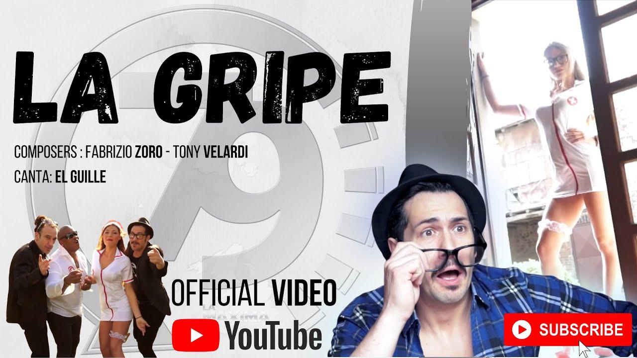 Download LA MAXIMA 79 - LA GRIPE (Official Video) ( Salsa  )